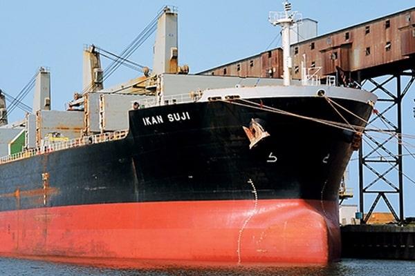 ship fumigation